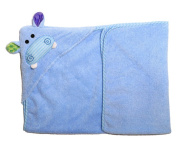 ZOOCCHINI Henry The Hippo Hooded Towel