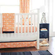 New Arrivals 2 Piece Crib Bedding Set, Out and About
