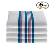 Hospital Receiving Blankets, 100% Cotton Baby Blankets, 30x40 - 6pk