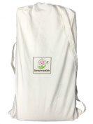 Carry Bag for Folding Pack-n-Play Mattress by Sproutwise Kids