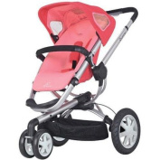Quinny Classic Buzz Stroller in Pink