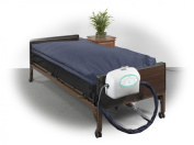 Drive Medical True Low Air Loss Mattress System with Pulsation, 25cm , Model - LS9000