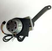 Quadra-Fire Mt. Vernon AE Pellet Stove & Insert Auto Clean Motor & Arm Assembly