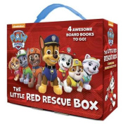 The Little Red Rescue Box (Paw Patrol) [Board book]