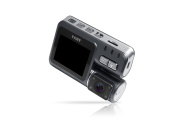 Coby DCHDG-203 Front and Back 720P GPS Logger Car Dash Cam & DVR