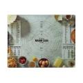 Mason Cash Baker Lane Glass Pastry Board, 36cm