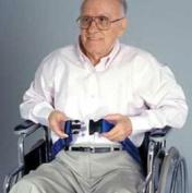 DSS SkiL-Care Wheelchair Safety Belt
