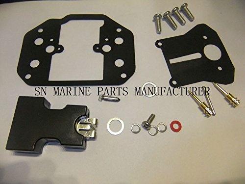 6F6W0093000 6F6-W0093 6F6-W0093-00 Boat Motor Carburetor Repair Kit for  Yamaha 2-Stroke 40HP old model Outboard Motors G 6F6-14301 E40
