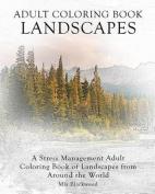 Adult Coloring Book Landscapes