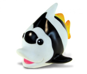 Puzzled Angelfish Rubber Squirter Bath Buddy Bath Toy - Ocean \ Sea Life Collection - 7.6cm - Affordable High Quality Gift For Your Little One - Item #2775