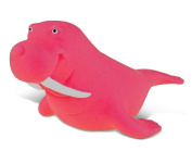 Puzzled Walrus Rubber Squirter Bath Buddy Bath Toy - Ocean \ Sea Life Collection - 7.6cm - Affordable High Quality Gift For Your Little One - Item #2782