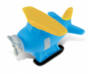 Puzzled Sea Plane Rubber Squirter Bath Buddy Bath Toy - Air Planes \ Aircrafts Collection - 7.6cm - Affordable High Quality Gift For Your Little One - Item #2787