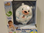 Happy Kid Toy Group - Polar Bear Bath Tub Squirting Pals - Little Learner