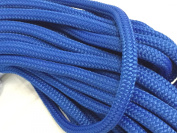 1.3cm X 46m Blue Double Braided Nylon Rope
