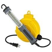 Alert Stamping 920LSM 18 SMD LED Cord Reel Work Light & 6.1m Reel