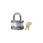 MASTER LOCK 7KAP493 1. 30cm 4 Pin Tumbler Steel Padlock