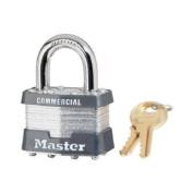 MASTER LOCK CO 4.4cm Keyed-Alike Laminated Padlock