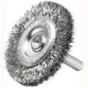 Weiler 36412 5.1cm Crimped Wheel Brush Fine