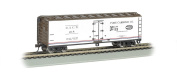 Bachmann Industries 12m Wood Reefer - Pure Carbonic Company