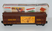 Lionel 6-7812 Bi-Level Stock Car TCA HOUSTON 1977 Convention Train Collectors As