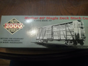 Proto 2000 HO B & O Mather 12m Single Deck Stock Car Kit
