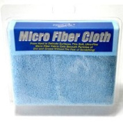 3-Pack Blue MicroFiber Cloths