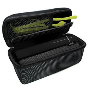 FitSand (TM) Travel Semi-Hard Carry Portable Protective EVA Storage Hard Case Box Cover Bag for UE BOOM 2 Wireless Bluetooth Speaker