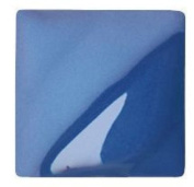 Amaco Velvet Underglaze - Medium Blue V-326 - 60ml Jar