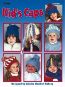Kids Caps - Crochet Patterns