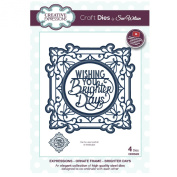 Craft Die CED5422 Sue Wilson Expressions Collection - Ornate Frame - Brighter Days
