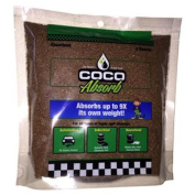 Coco Products CCA-SMPL-BAG-C 120ml All Natural Organic Coconut Husk Absorbent
