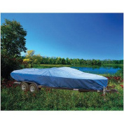 Stansport Heavy Weight Boat Cover Tarp, Blue