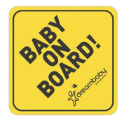 Dreambaby Baby on Board Adhesive Decal