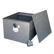 WentWorth 70kg Grease Trap Interceptor 75 GPM Gallons Per Minute WP-GT-75