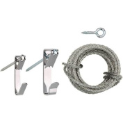 ARROW 160446 Heavy Duty Picture Hanging Kit