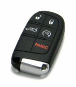 OEM Dodge Keyless Entry Remote Fob 5-Button Smart Proximity Key (FCC ID
