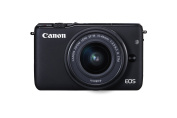 Canon EOS M10 Mirrorless Camera Kit w/ EF-M 15-45mm Image Stabilisation STM Lens Kit - Wi-Fi Enabled