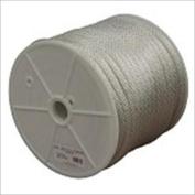 T. W. Evans Cordage 266-050-70 0. 39690cm x 300m Solid Braid Nylon Rope Spool