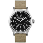 Timex Men's 'Expedition Scout' Tan Nylon Strap Watch