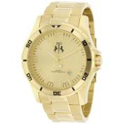 Jivago Men's Ultimate Watch Swiss Parts Qua Mineral Crystal JV6114