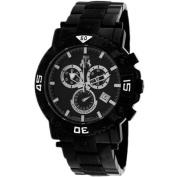 Jivago Men's Titan Watch Swiss Parts Qua Mineral Crystal JV9121