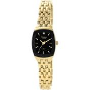 Armitron Women's Dress Black Cushion Watch