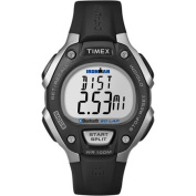 Timex Unisex Ironman Classic 50 Move+ Black/Silver-Tone Watch
