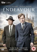 Endeavour: Series 1-3 [Region 2]