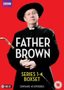 Father Brown: Series 1-4 [Region 2]