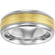 Keepsake Men's Guardian Stainless Steel Band