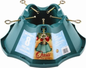 Jack-Post Oasis Christmas Tree Stand, for Trees Up to 2.4m, 3.8l Water Capacity