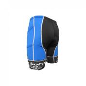 DeSoto Men's Forza Tri Short With Pockets