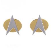 Star Trek Unisex Stainless Steel Earrings