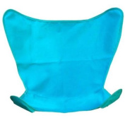 Algoma Net Company 491651 Replacement Cover for Butterfly Chair - Teal